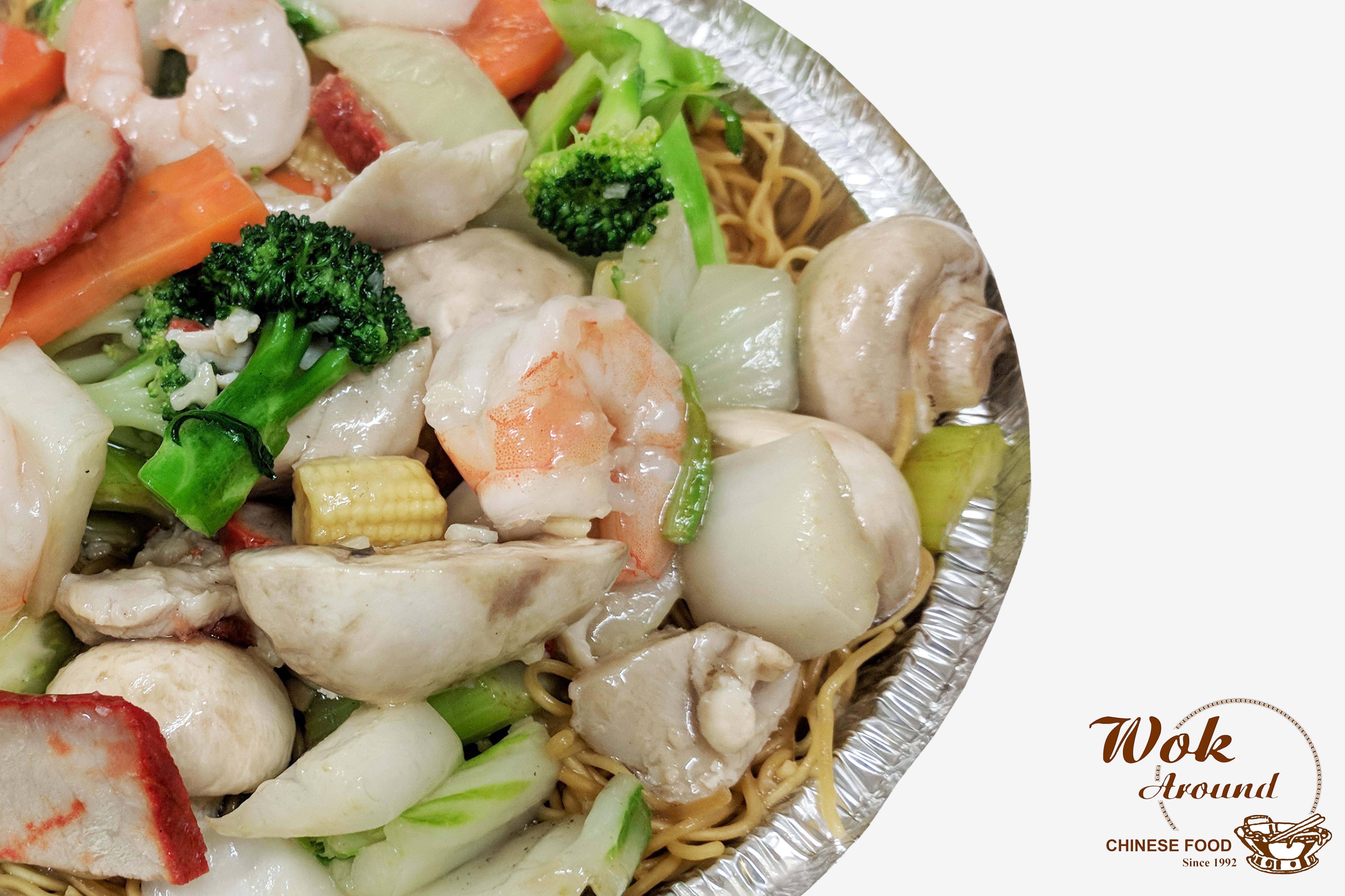 Wok Around Chinese Restaurant – Since 1992, we have been