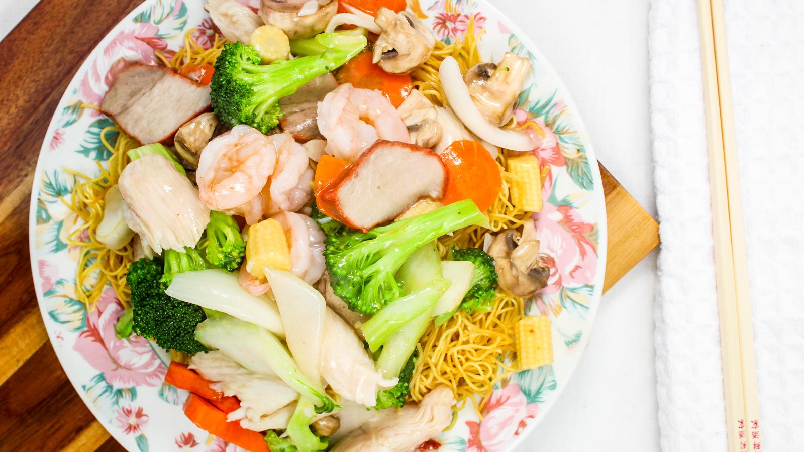 Wok Around Chinese Restaurant